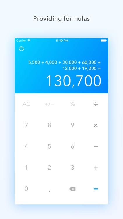 Basic Calculator Pro screenshot-2