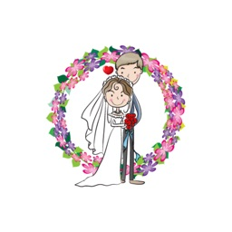 Happy Lovely Family stickers by wenpei