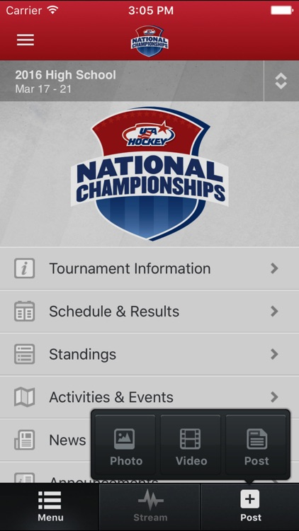 USA Hockey Youth Nationals screenshot-3