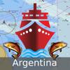 i-Boating:Argentina Marine Charts &Navigation Maps