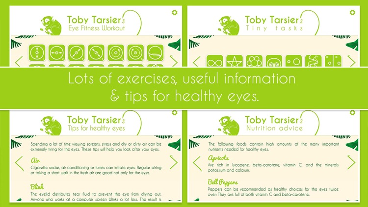 Eye Fitness Workout: The perfect Eye Training