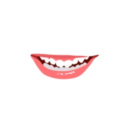 Talking Lip Emoji Stickers