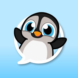 Louie - The Penguin Stickers