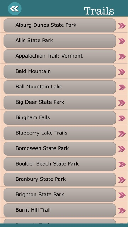 Vermont State Campgrounds & Hiking Trails screenshot-3