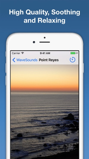 Ocean Wave Sounds for Sleep on the App Store