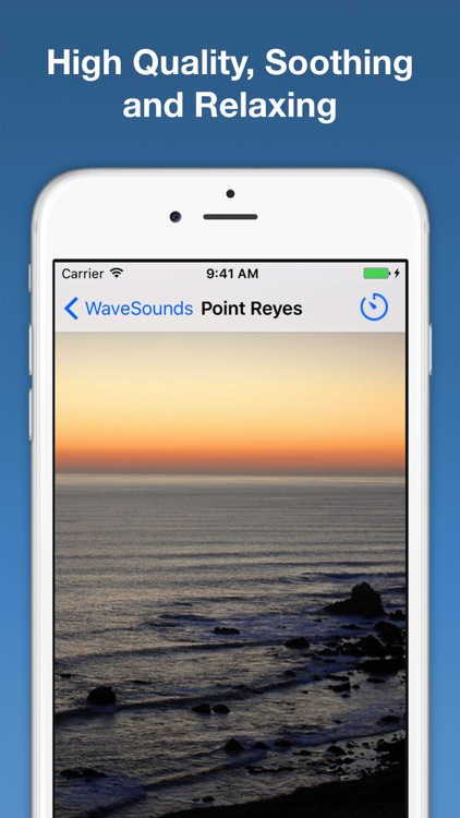 Ocean Wave Sounds for Sleep screenshot-3