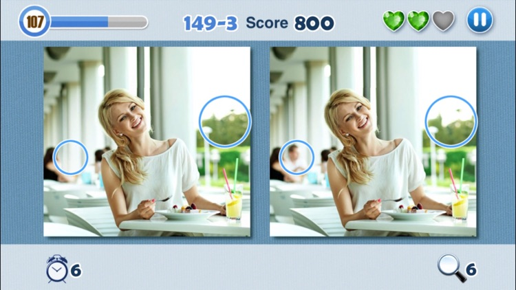 Spot the Differences! find hidden objects game screenshot-3