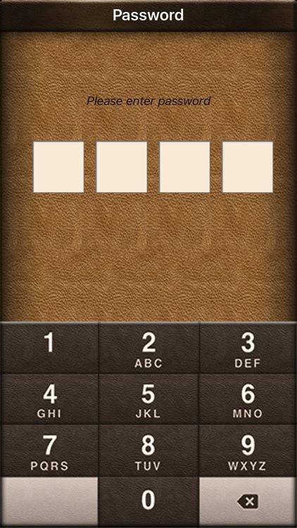 iKeyPurse screenshot-4