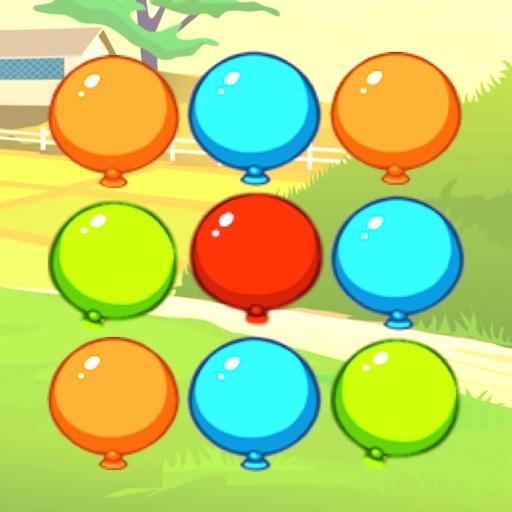 Balloon Crush Pop Popper: Fun games Kids n Adults iOS App