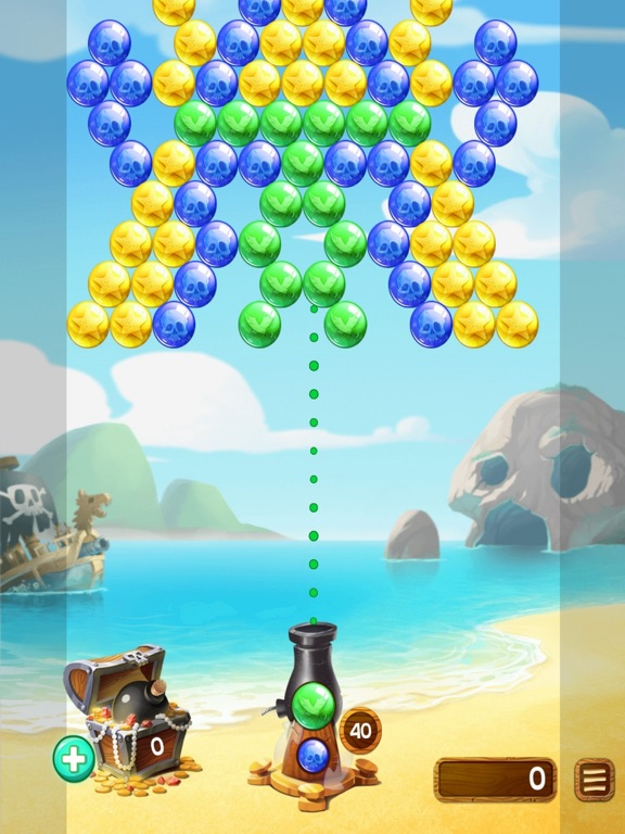 Sea Ball Strat Pop screenshot 4
