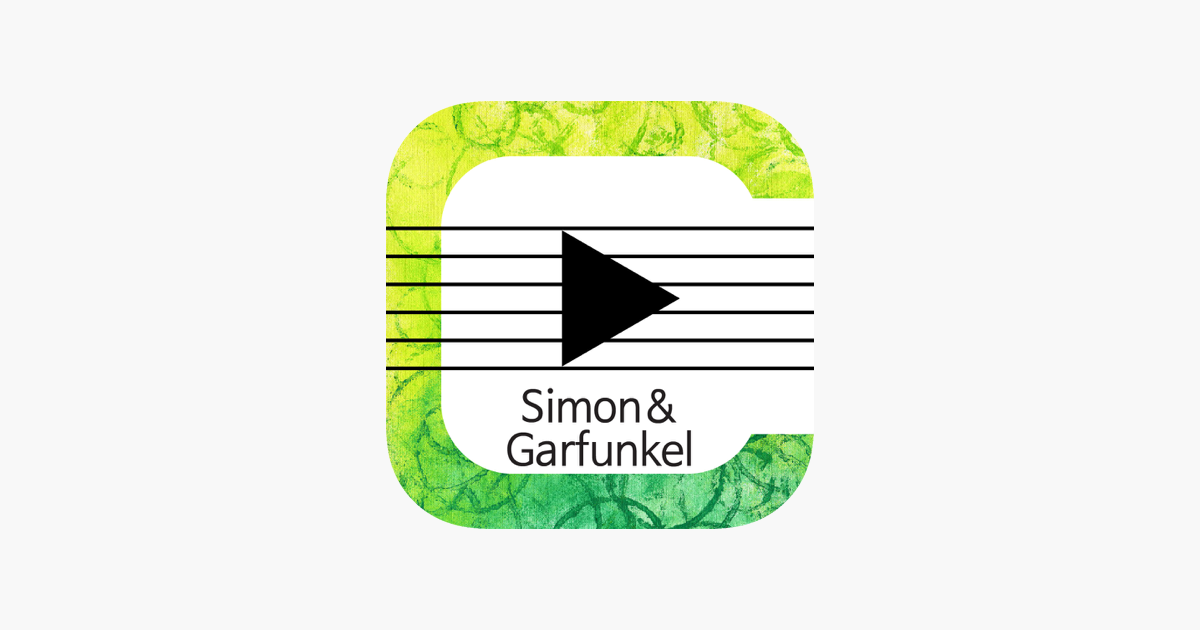 Chord Player For Simon And Garfunkel On The App Store