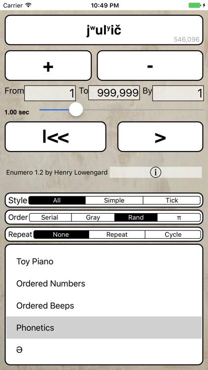 Enumero screenshot-3