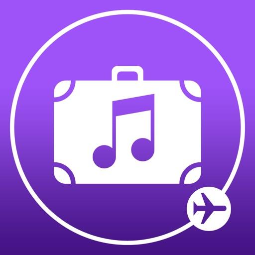 MUSIC.WITH.ME – Offline Player & Cloud Streamer iOS App
