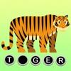 子供のための動物園のスペルゲーム