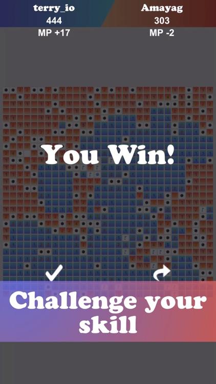 GoMine.io - Multiplayer Minesweeper screenshot-3