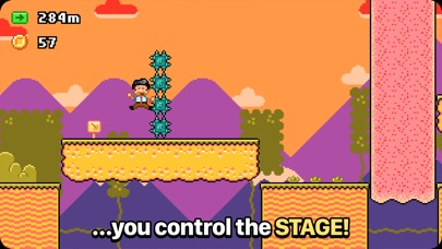 Screenshot #10 for Stagehand: A Reverse Platformer