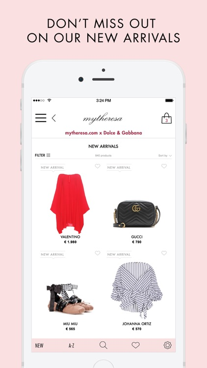 mytheresa.com - Fashion & Shop