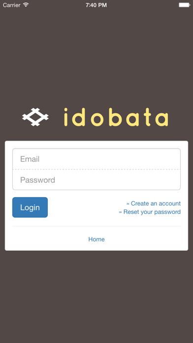 Idobataのスクリーンショット1