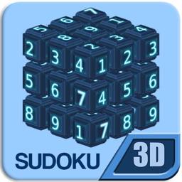 Sudoku Cube 3D