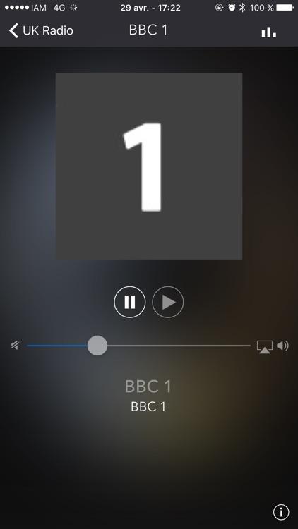 UK Radio : the best Radio on the store screenshot-4