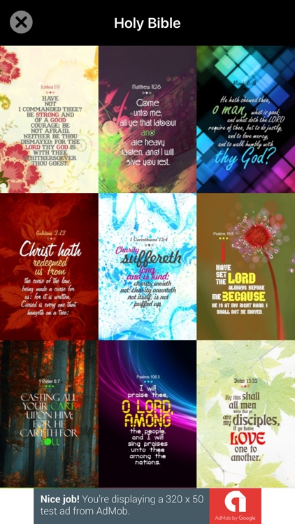 "BIBLE Quotes"" - Inspirational Sayings & Wallpapers"