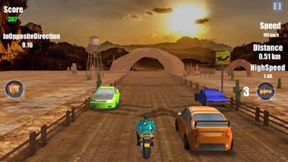 Road Attack 3D Moto Bike Rally Racing Free Games