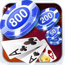 全民炸金花-联网拼三张牌扑克游戏厅