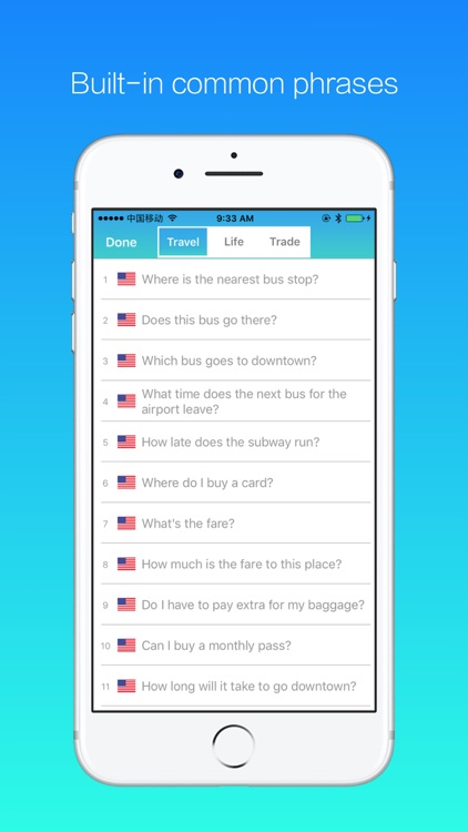 No.1 Translator - Voice translator & Dictionary screenshot-4