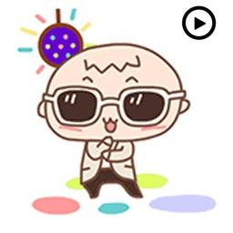 My Boy - Animated Sticker