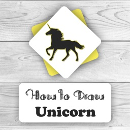 How to draw unicorn legend