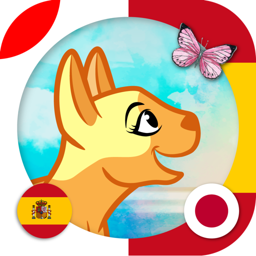 Learn Japanese & Spanish - Baby & Kids Animals