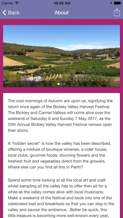 Bickley Harvest Festival screenshot four