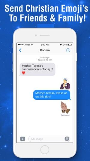 Christian Emoji -Holy Bible & Catholic Pope emojis on the App Store