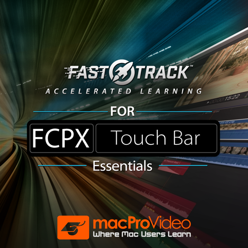FastTrack™ for FCPX Touch Bar