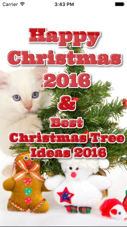 Christmas Tree & Gifts Decoration Ideas 2016 screenshot-4