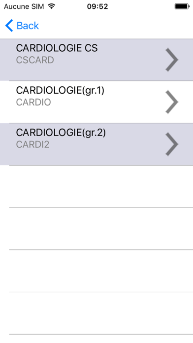 Screenshot for DxCareAppsDoctor in Lebanon App Store