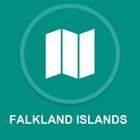 Фолклендские острова : Offline GPS-навигации icon