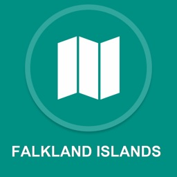 Falkland Islands : Offline GPS Navigation