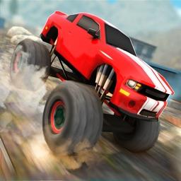 Monster Truck Drift: Desert Race