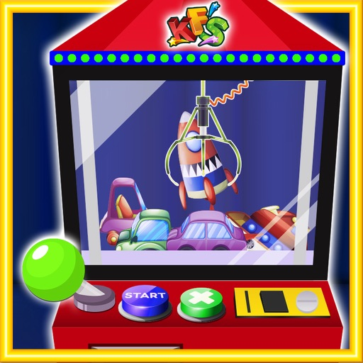 Claw Machine Simulator - Free Prize Kids Games