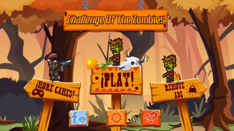 Challenge Of The Zombie