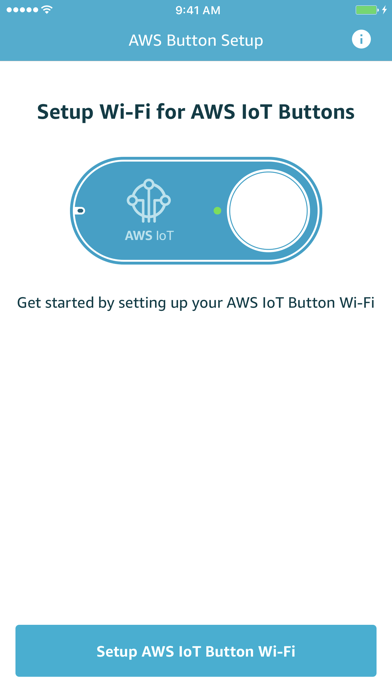 AWS IoT Button Wi-Fi screenshot 1
