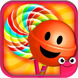 Candy Maker Food Games-iMake Lollipops for Kids