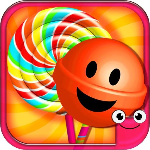 Candy Maker Food Games-iMake Lollipops for Kids