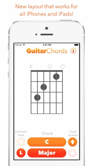Pocket Guitar Chords - Guitar Chord Reference on the App Store
