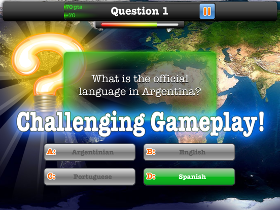Geography Quiz Game 2017 – Multiplayer-ipad-2