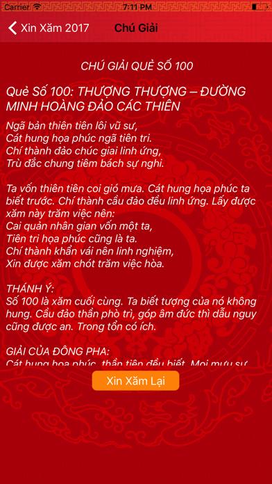 Xin Xăm 2017 screenshot three