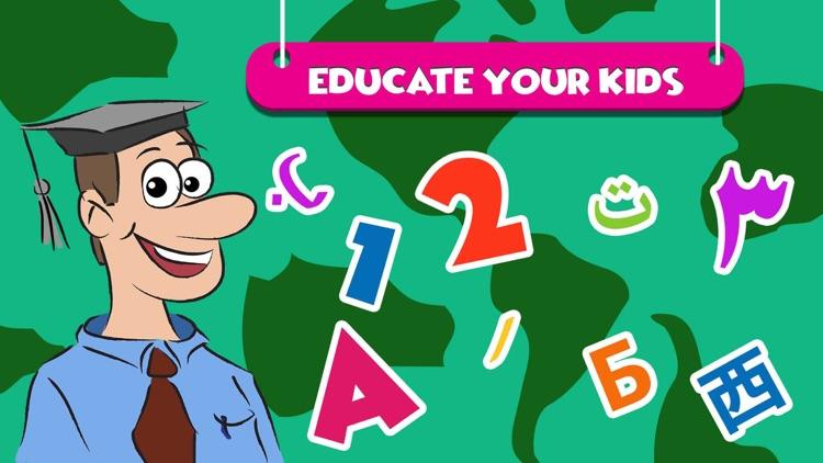 Preschool Learning Alphabets screenshot-3