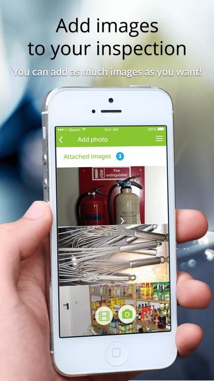 Inspection & ISO Audit app screenshot-3