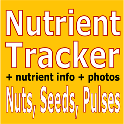 ‎Nutrient Tracker: Nuts, Seeds, Pulses, Grains